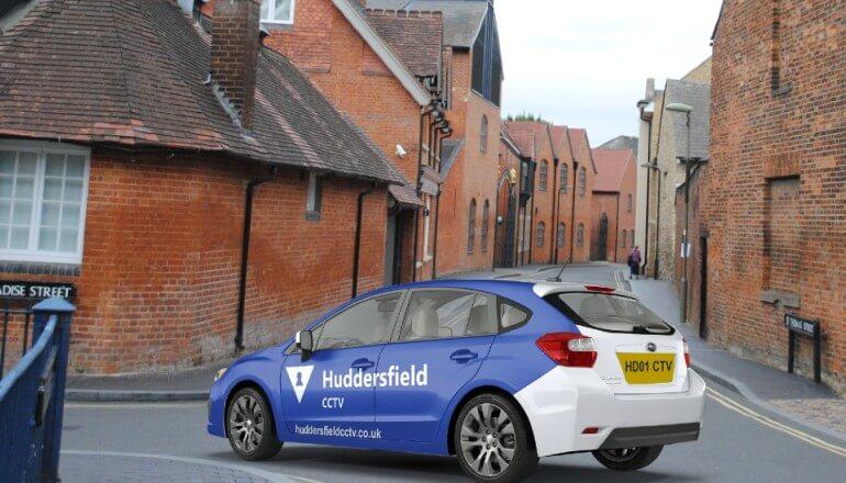 CCTV Installation Huddersfield
